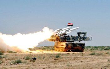 قدرت پدافندهای ارتش سوریه رژیم اسرائیل را به وحشت انداخته است
