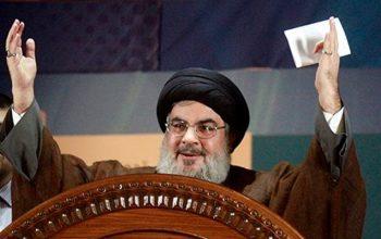 سید حسن نصرالله عربستان، آمریکا و اسرائیل را متهم به جنگ افروزی در منطقه کرد