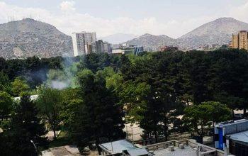 یک انتحار کننده در پارک شهرنو شناسایی شد و توسط پولیس به قتل رسید