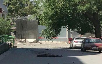 حمله گروهی در ساحه شهرنو؛ تاهنوز صدای 4 انفجار شنیده شده است