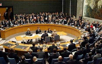 جدال لفظی نمایندگان آمریکا و روسیه در جلسه شورای امنیت