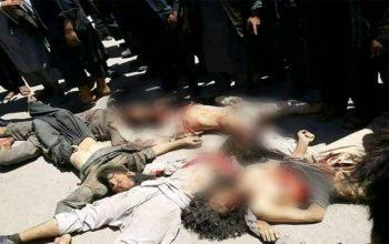 4 فرمانده مشهور و 300 جنگجوی گروه تروریستی طالبان در ولایت فراه کشته شدند