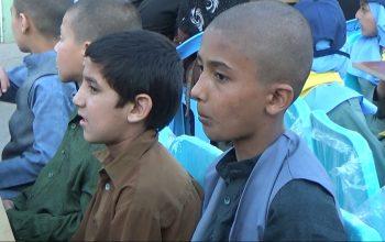 رد مرز شدن 6500 کودک افغان طی یک سال گذشته از ایران