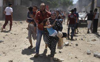 رژیم اسرائیل به توافق آتش بس پایبند نبوده و حملات شان به نوار غزه را ادامه داده اند