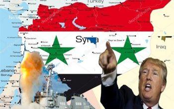 آمریکا به دنبال توطیه دیگر در خاک سوریه
