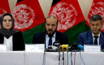 صیاد؛ طالبان بگذارند تا مردم در فضای امن به پای صندوق رایدهی بروند