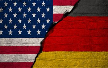 آلمان در صورت ضرورت با آمریکا درگیر میشویم