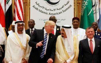 آمریکا برای باج گیری از کشور های عربی ایران را تهدید می خواند