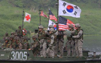 آمریکا: به رغم ادامه گفتگوها با کوریایی شمالی، رزمایش نظامی مشترک ادامه خواهد داشت