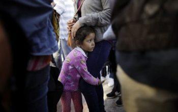 نقض حقوق بشر؛ سیاست بی رحمانه ترامپ 2500 کودک را از والدین شان جدا کرد