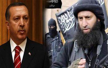 پرده برداری تروریست ها در سوریه از روابط شان با ترکیه