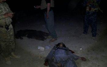 کشته و زخمی شدن بیش از 30 تروریست طالب در غزنی
