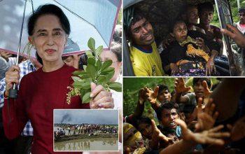 اتحادیه اروپا مقامات میانمار را تحریم کرد