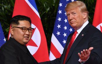 دعوت رهبرکوریای شمالی برای بازدید پیونگ یانگ از ترامپ