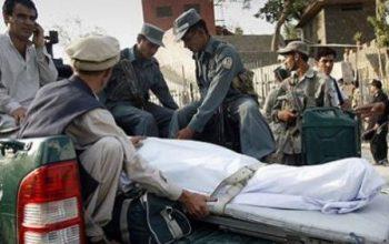 مسوول بند برق پوزلیچ غور از سوی افراد مسلح ناشناس به قتل رسید