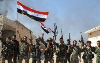 در حمله موشکی ارتش سوریه 8 تروریست کشته شد