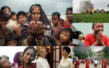 سازمان عفو بین الملل خواهان محاکمه شدن مقامات ارتش میانمار شد