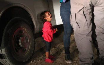 ترزامی: تصاویر کودکان مهاجر در آمریکا مایه شرمندگی این کشوردر جهان