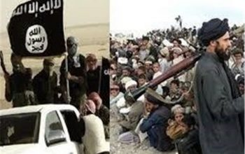 داعش را آمریکا به مرز های افغانستان و پاکستان آورده است