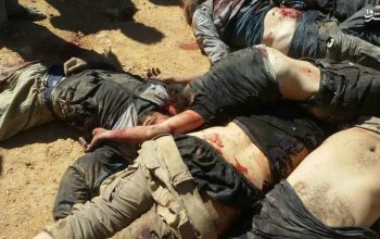 بسیج مردمی سوریه مواضع داعش در این کشور را هدف قرار داد