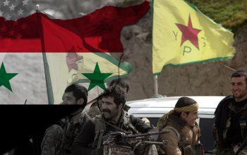 حزب دیموکرات خلق کرد، نزدیک به 60 تن از مخالفان آمریکا را در سوریه دستگیر کرد