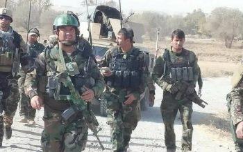 حمله گروه تروریستی طالبان بر مرکز ولایت فاریاب ناکام شد