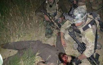 سه فرمانده ارشد گروه تروریستی طالبان در فاریاب کشته شد