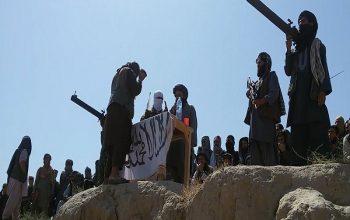 حمله نیروی امنیتی بر گردهمایی گروه تروریستی طالبان در ننگرهار