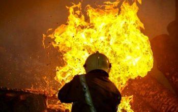 صندوق های رای انتخابات پارلمانی عراق آتش گرفت