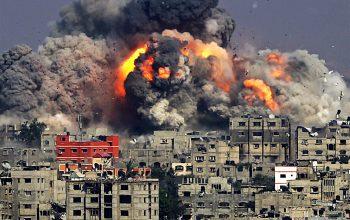 حملات رژیم اسرائیل در نوار غزه ادامه دارد