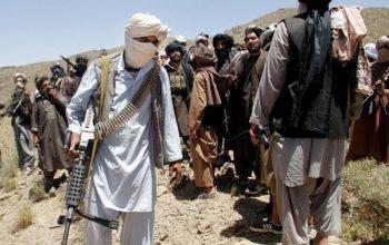تحرکات جدید طالبان در ولسوالی اوبه هرات دفع گردید