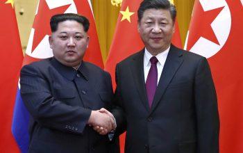 اون خواستار کمک چین برای پایان دادن زود هنگام به تحریم ها علیه کره شمالی شد