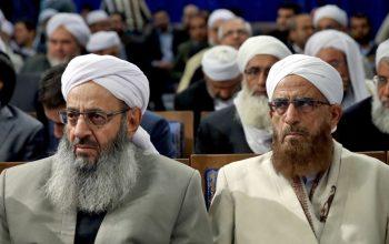 علمای جهان اسلام با صدور قطع نامه ای جنگ افغانستان را حرام دانستند