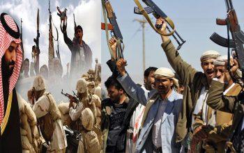 هدف قراردادن مواضع نیروهای سعودی در ساحل غربی
