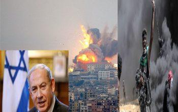 حمله موشکی دیگر رژیم اسرائیل بر نوار غزه