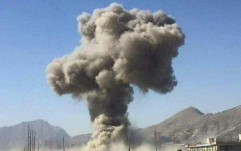 حمله انتحاری بر کاروان نیروی های امنیتی 9 کشته و زخمی بر جا گذاشت