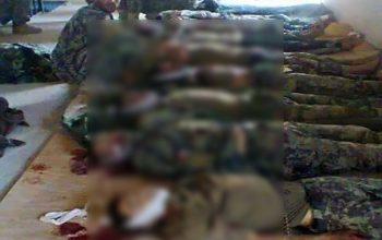 در حمله گروه تروریستی طالبان بر ولسوالی دشتارچی 36 سرباز دولتی کشته شده است