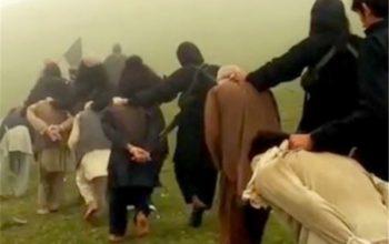 گروه تروریستی داعش12 کارمند موسسه ماین پاکی ایریا را ربودند