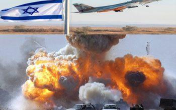 حمله موشکی رژیم اسرائیل بر مواضع در جنوب سوریه
