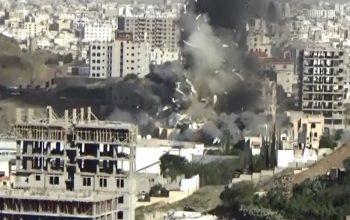 حملات مجدد ائتلاف متجاوز سعودی در یمن