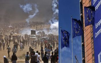 اتحادیه اروپا: ما تصرف اراضی فلسطین از سوی اسرائیل را به رسمیت نمیشناسیم