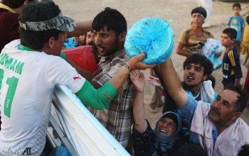 سازمان ملل: آمار آواره گان عراقی نگران کننده است