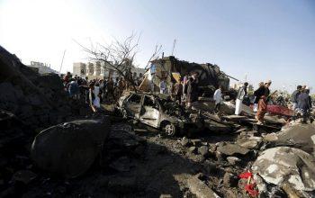 حمله جنگنده های سعودی در یمن 10 کشته و زخمی برگذاشت