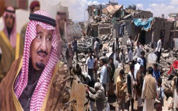 قاسمی ادامه حملات هوایی سعودی ها بر شهروندان یمنی را تقبیح کرد