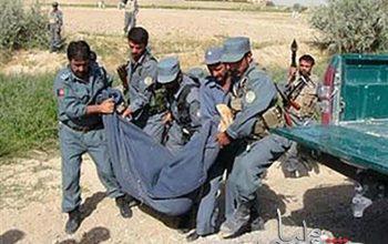 فرمانده پولیس ولسوالی خوگیانی غزنی در حمله طالبان کشته شد