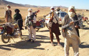 خاموشی دولت موجب ایجاد کمربند بازرسی طالبان در دشت قرهباغ غزنی