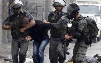 رژیم اسرائیل 14 فلسطینی را بازداشت کرد
