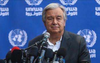 سازمان ملل: غزه در آستانه سقوط قرار دارد
