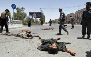 41 تروریست طالب در نتیجه حملات نیروی امنیتی در قندوز کشته شد