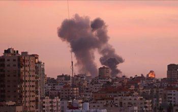 رژیم اسرائیل با حمله مجدد توافق آتش بس در غزه را نقض کرد